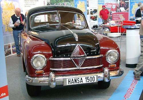 Borgward Hansa 1500