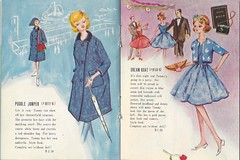 (8 of 12) Original Tammy Doll Booklet (Foxy Belle) Tags: vintage toys book clothing doll tammy booklet 1960s ideal catalogue sets outfits pamphlet