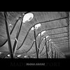 Madrid Airport (AKfoto.fr) Tags: madrid bw white black canon airport noir noiretblanc nb tamron mallorca blanc 550d lr4 tamron175028 t2i silverefexpro2