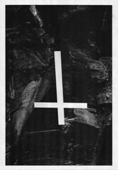 (SQNCS) Tags: black art texture dark print artwork cross photocopy xerox satanic