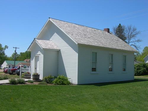Old DeSmet Schoolhouse