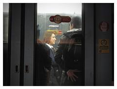 METRO / Paisaje Subterrneo 12 (ORANGUTANO / Aldo Fontana) Tags: santiago people cars subway flickr gente metro carros subte escaleras santiagodechile subterrneo reginmetropolitana orangutano aldofontana