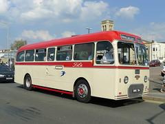 RMS714 Fricker , Nailsea (neiljennings51) Tags: bus station cub coach fife tiger north somerset alexander mass departure cheltenham coaches 2012 leyland psv pcv nailsea fricker