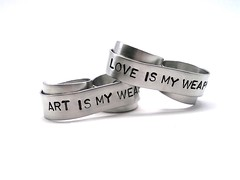 art love rings (MerCurios) Tags: two fashion handmade fingers jewelry double ring indie accessories etsy mercurios twofingerring mercuriosjewelry
