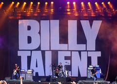 [Rock im Park 2012] - Billy Talent (Thomas Bindreiter) Tags: music festival rock metal talent billy musik nrnberg 2012 rockimpark musikfestival rockimpark2012