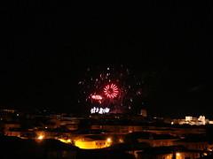 Avila, Fuegos artificiales (MarisaGomezFerrero) Tags: portugal elalgarve