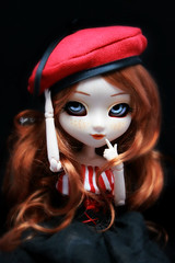 Oxygne (Konato) Tags: red anne redhead wig ann shirley pullip freckles rousse oxygne dashka as konato