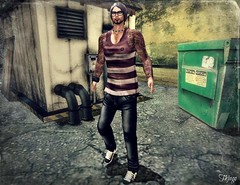 ..:: OUTFIT 22 ::.. (NyTrO StOrE) Tags: street urban woman man store mesh wear clothes hip hop styel nytro