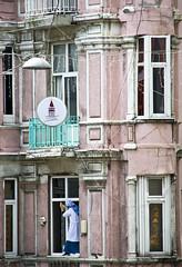 Window cleaning (Maríon) Tags: street travel turkey nikon istanbul marion reise tyrkia supermarion nesje d7000 marionnesje