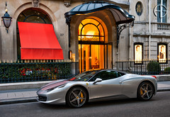 458 (A.G. Photographe) Tags: plaza paris france french nikon italia raw ferrari ag nikkor fx hdr parisian supercars anto d800 parisienne xiii parisien 2470 athne f458 antoxiii photoengine hdr5raw oloneo agphotographe hdrengine