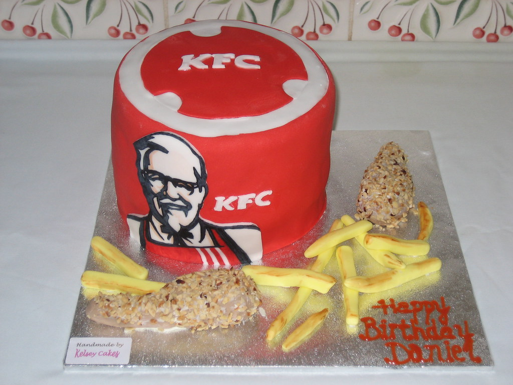 The Worlds Most Recently Posted Photos Of Cake And Kfc Flickr