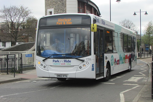 Stagecoach East Kent 27922