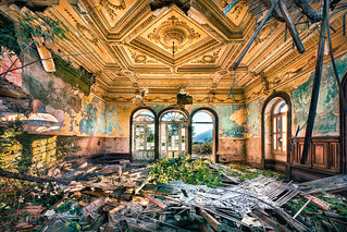 Hall of Broken Dreams