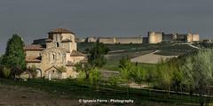 Uruea (Ignacio Ferre) Tags: espaa church wall spain village pueblo iglesia valladolid muralla uruea comunidaddecastillaylen