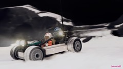 May 4th (Deanomite85) Tags: snow toys starwars lego racing r2d2 both lukeskywalker legography