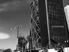 Attala tower construction (archishooting) Tags: sky urban skyline architecture skyscraper buildings mexico design construction arquitectura edificios skyscrapers crane guadalajara jalisco lifestyle cranes ciudades construccion diseo urbanlandscape zapopan puertadehierro moderncities modernlifestyle
