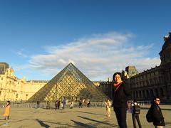 IMG_1063 (irischao) Tags: trip travel vacation paris france museum musedulouvre 2016 pyramidedulouvre
