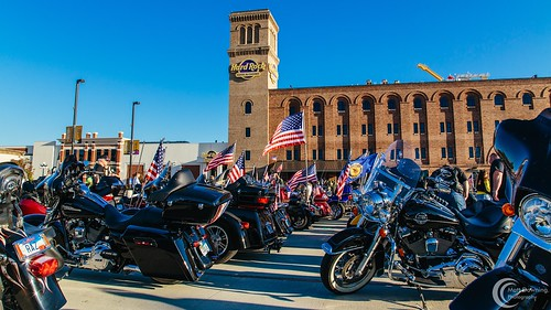 9/11 Never Forget Parade - May 4, 2016 - Hard Rock Hotel & Casino Sioux City