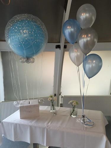 Luchtballon Abel Poortugaal