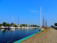Greifswald an dem Ryck (Sophia-Fatima) Tags: deutschland sailing greifswald mecklenburgvorpommern segelschiffe segler yachten museumshafen flussryck