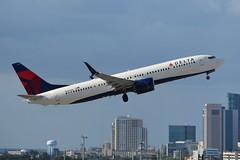 DL B739 FLL (Luis Fernando Linares) Tags: aviation delta boeing winglets scimitar fll planespotting avgeek 737900er n853dn