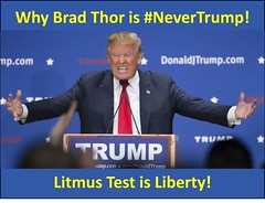 Brad Thor Never Trump (BrotherWatch) Tags: liberty freedom donaldtrump trump tyrant despot authoritarian bradthor nevertrump