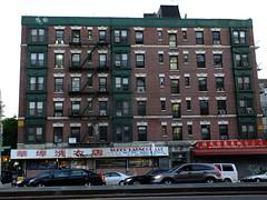 Along Delancey Street (failing_angel) Tags: usa newyork manhattan delanceystreet ussa 300515