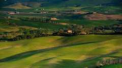 Afternoon Light (jfusion61) Tags: italy house green field landscape spring nikon afternoon farm hills tuscany 70200mm d810