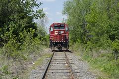 CP Streetsville Job 2 (applegathc) Tags: toronto ontario train rail cp mississauga brampton streetsville