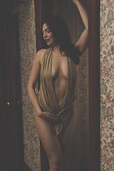 Roxie-2 (Rob King Photography) Tags: woman canada sexy vancouver nude hotel bc retro latex seduction seductive lingere budoir