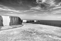 La Mola De Menorca-23 (CaptainAperture) Tags: lamolademenorca fortalezaisabelii mao mahon menorca vickersbattery gun