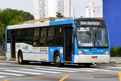 6 3796 (American Bus Pics) Tags: urban bus colors sãopaulo millennium caio ônibus autobus brt scania omnibus brs ethanol lowfloor etanol sptrans pisobaixo k270 pisobajo