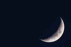 Crescent-3 (aliffc3) Tags: moon crescent qatar mesaieed 2016 nikkor300mmf4ed nikond750