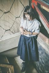 b4 (Nhp xinh trai siu cp !) Tags: vintage vietnam japan flim lo hc coffee coffe cafe deep art sad cute girl indoor retro eye actor bnh trang cookie beer book