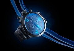 U-BOAT WATCH (furrayraw) Tags: blue stilllife macro canon dark still australia melbourne victoria vic balance uboat feeling product tic toc productshot visitvictoria 1dx luisferreiro