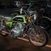 Honda CB200 (2016 Schroader's Honda Bike Show)
