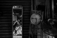 (felix januario) Tags: reflection streetphotography fujifilm macau