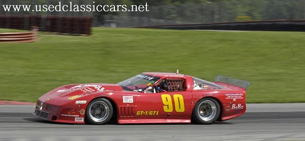 chevrolet corvette 1990 c4