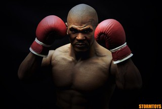 世界上最好的重量級拳擊手-麥克•泰森