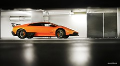 SV (Jacco Wilbrink) Tags: orange hotel sony garage super alpha 700 lamborghini supercar sv intercontinental murcielago veloce jacco wilbrink lp670