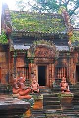 Angkor Wat-Temple Ruins