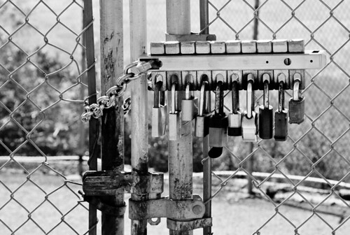 Padlocks by Modern Relics, on Flickr