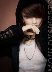 Yuu~ (mouldysweets) Tags: toy doll panasonic bjd bline balljointed gf1 hobin crobidoll