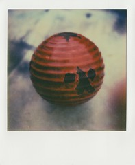 Subliminal Face - Impossible PX680 Color Shade Test A (troybradfordphotos) Tags: test film pioneer px680