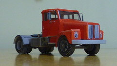 Scania 110 esc 1:50 (RonaldoM27) Tags: oldtruck scania