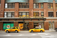 Chelsea Market, New York City (marcoderksen) Tags: new york city nyc newyorkcity food newyork mall shopping chelsea market manhattan may foodies network mei 2012 nationalbiscuitcompany