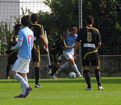"Celta 1 Montañeros 1 <a style=""margin-left:10px; font-size:0.8em;"" href=""http://www.flickr.com/photos/23459935@N06/7018308235/"" target=""_blank"">@flickr</a>"