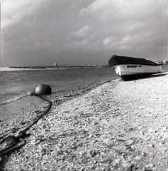 (ari@098) Tags: sea blackandwhite monochrome mediumformat d76 hasselblad fujifilm okinawa 120mm acros 80mm 500cm carlzeiss 66 selfdevelopment itoman planart