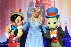 DLP April 2012 - Meeting some very special characters