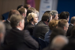 Delegates in attendance on Day 2 of the Annual Summit
